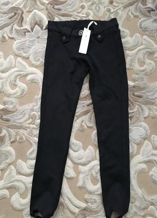 Стильные новые брюки, штаны defilelux s-m 40 р-р