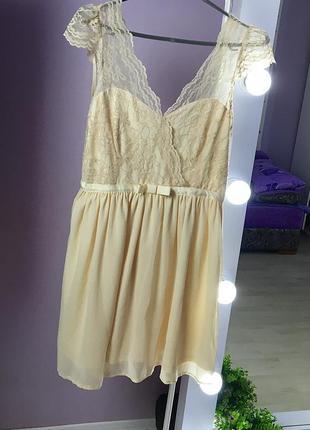 Коктейльное платье asos