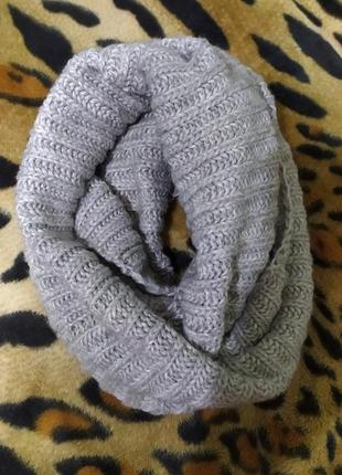 Снуд шарф хомут
