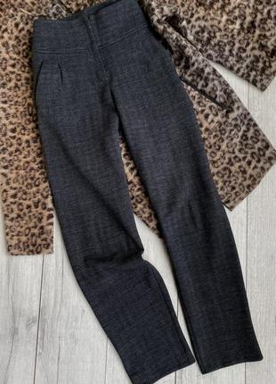Шерстяние брюки , штани от  немецкого дизайнера ania schierholt