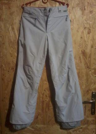 Лыжные штаны на мембране burton
