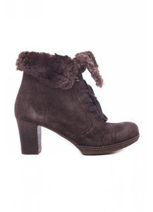 Ботинки на меху gabor