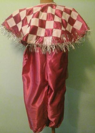 Карнавальный детский костюм , 4-5лет, нюанс