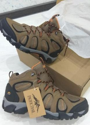 Мужские ботинки pacific trail windom hiking boots.