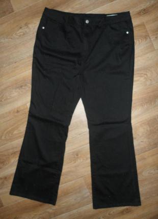 Новые черные брюки