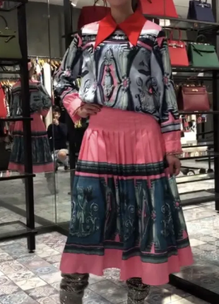 Гламурный костюмчик