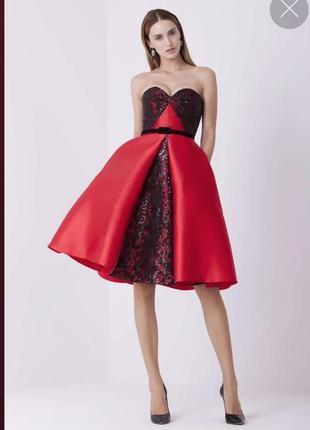 Вечернее платье isabel garcia.