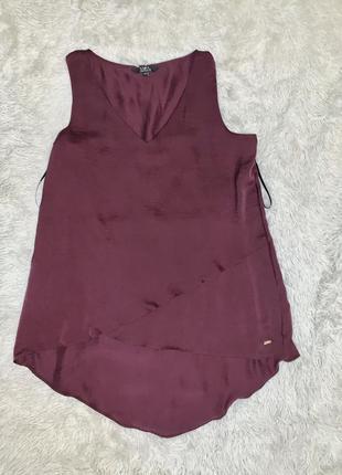Майка-блуза известного бренда star by julien macdonald 14размер!