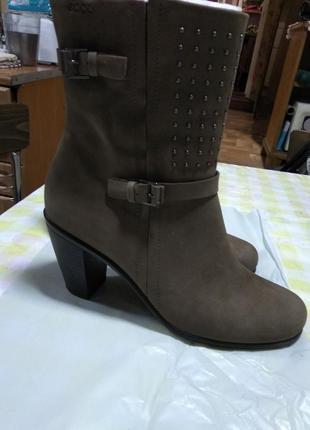 Новые ботиночки ессо