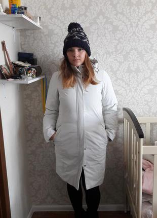 Зимниее пальто