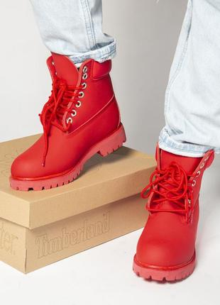 Timberland red {termo}