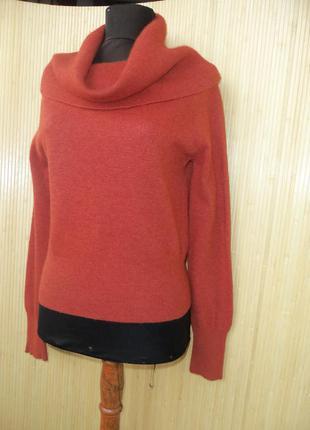 Стильный шерстяной свитер esprit1