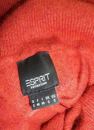 Стильный шерстяной свитер esprit4