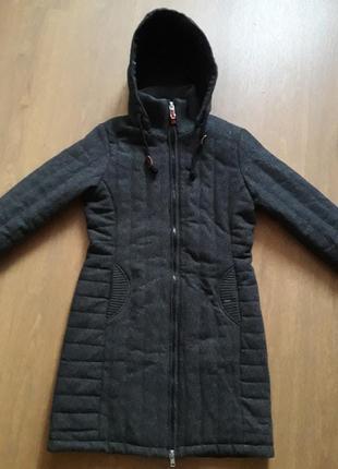 """Пальто німецького бренду """"khujo"""" 12/40/48."""