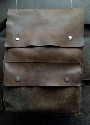 Bagllet рюкзак p004 натуральная кожа