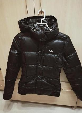 Adidas куртка, пуховик