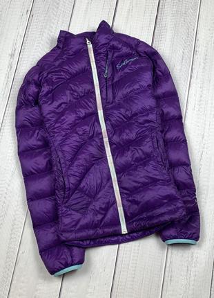 Микропуховик salomon original s женский куртка пуховая пуховик