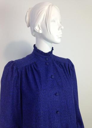 Винтажное платье laura ashley.бунтарская женственность9 фото