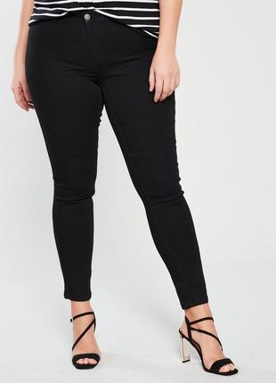 Стильные новые джинсы супер батал размер 22-24
