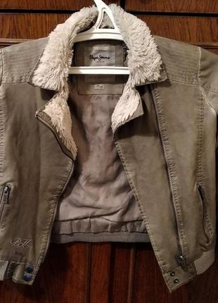 Куртка жіноча  pepe jeans
