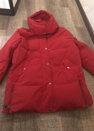 Очень тёплая и красивая куртка michael kors,  куплена на оф сайте