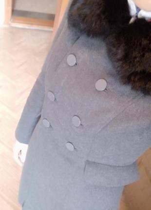 Пальто брендовое befree