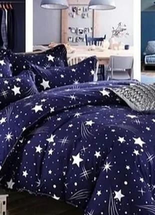Комплект постельного белья из фланели!