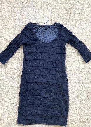 Кружевное платье oogji