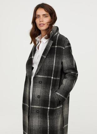 Пальто h&m / xs  / l