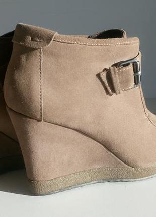 Брендовые ботинки mauro santini