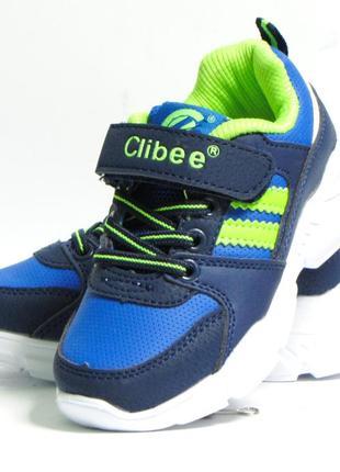 Кроссовки кросівки спортивная весенняя осенняя обувь мокасины 820 клиби clibee р.27,30