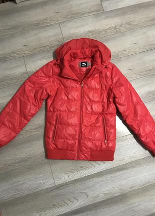 Пуховик куртка anta m