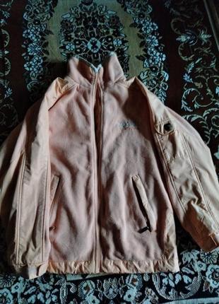Куртка флисовая wellensteyn (швейцария) модель jet - jacke sport