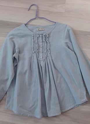 Блузка #для девочки# next