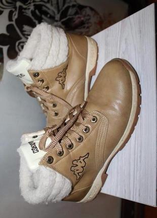 Kappa красивая зимняя обувь
