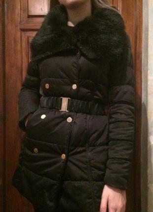 Супер крутое-теплое  пальто