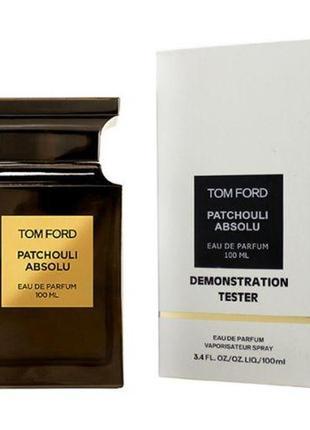 Tom ford patchouli absolu,100 мл, оригинал