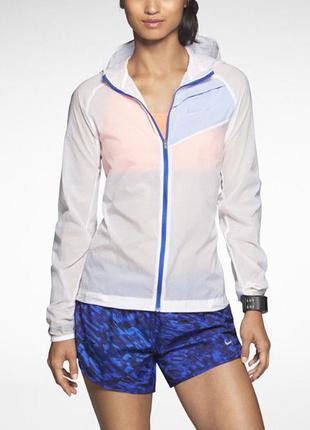 Куртка  ветровка nike ультралегкая для бега
