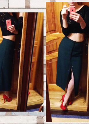 Шикарная юбка от marks spencer