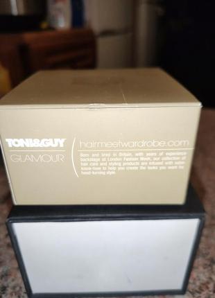 Моделирующая паста для волос toni&guy5 фото