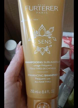 """Rene furterer 5 sens enhancing shampoo 250ml   шампунь для всех типов волос """"5 чувств"""""""