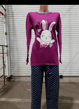 Пижама зайка