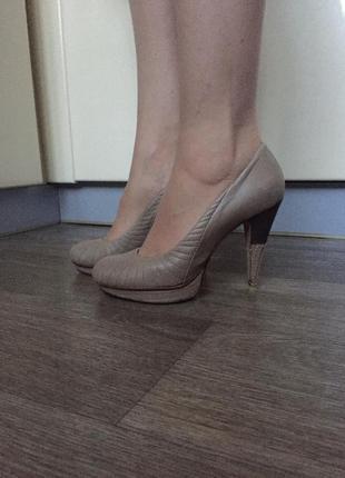 Obeline vero cuoio італія туфлі на каблуці/ туфли, босоножки на каблучку