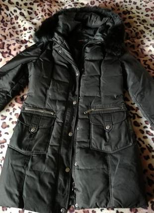 Пальто/ пуховик /куртка