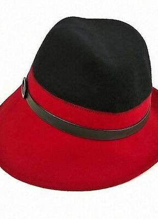 M&s женская статусная шляпка шляпа клош слауч винтаж с коротким полем рр 57-59