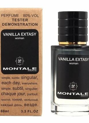 Montale vanilla extasy парфюмерия