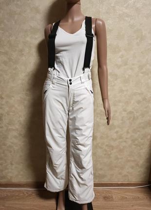 Горнолыжный термо полукомбинезон штаны на рост 152 extend technical division