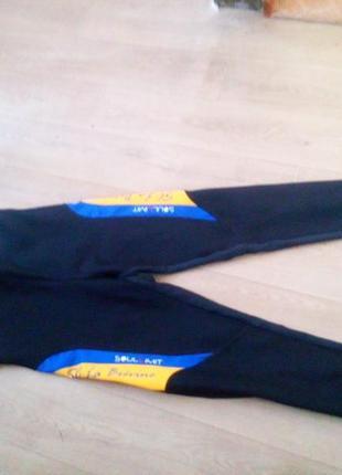 Спортивні утеплені штани soullimit 50