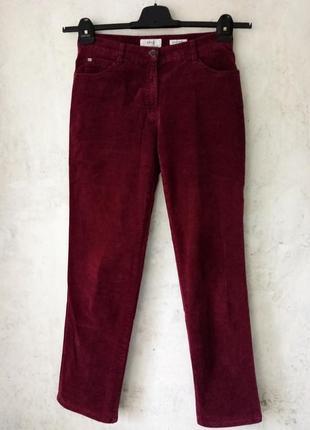 Велюровые, бархатные брюки, джинсы, brax