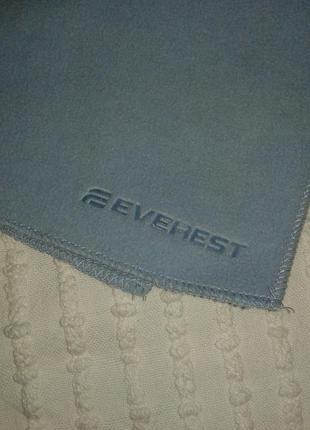 Мягкий теплый флисовый шарф от everest